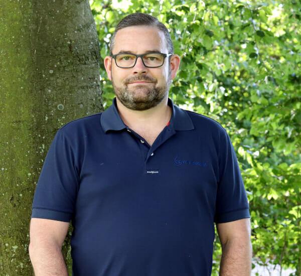 Projektkoordinator Jesper Christensen C5 VVS & Ventilation