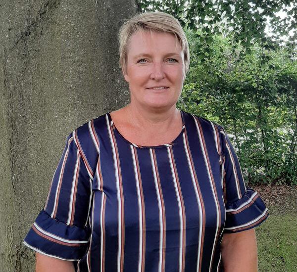 Økonomaassistent Pia Hansen