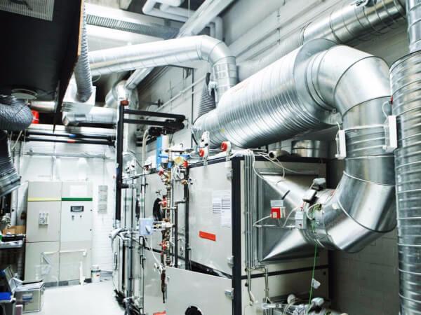 C5 ventilation